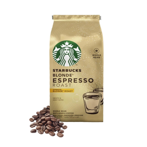 Кофе в зернах Starbucks Blonde Espresso Roast