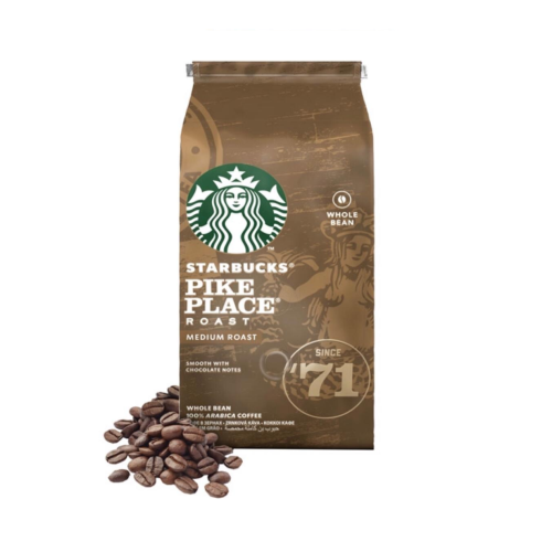 Кофе в зернах Starbucks Pike Place Roast