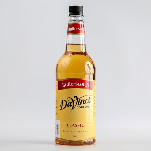 Сироп для кофе DaVinci Butter Scotch (Ирис) 0,75 л