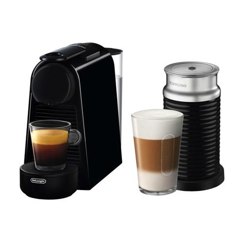 Капсульная кофеварка Nespresso DeLonghi Essenza Mini EN85_BAE