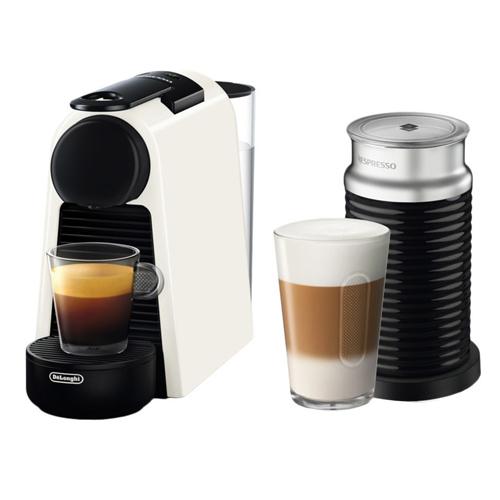 Капсульная кофеварка Nespresso DeLonghi Essenza Mini EN85_WAE