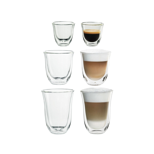 Набор чашек DeLonghi Mix Glasses DLSC302