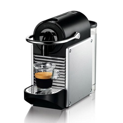 Капсульная кофеварка Nespresso DeLonghi Pixie EN 125.M