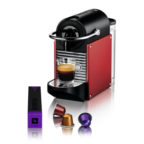 Капсульная кофеварка Nespresso DeLonghi Pixie EN 125.R