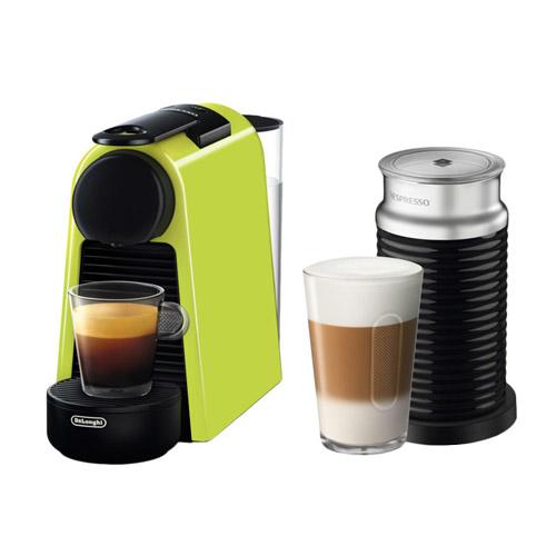Капсульная кофеварка Nespresso DeLonghi Essenza Mini EN85_LAE