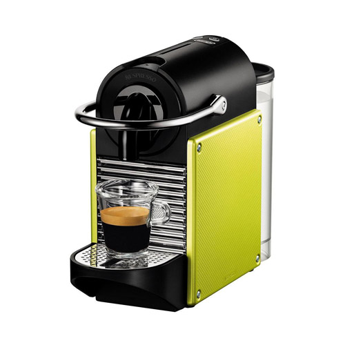 Капсульная кофеварка Nespresso DeLonghi Pixie EN 125.L