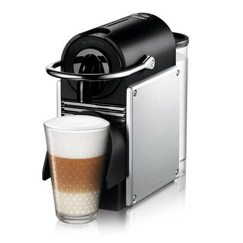 Капсульная кофеварка Nespresso DeLonghi Pixie EN 125.S